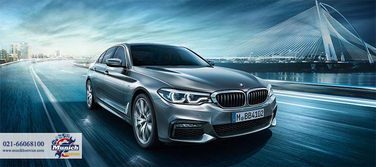 تعمیر تخصصی بی ام و (BMW)