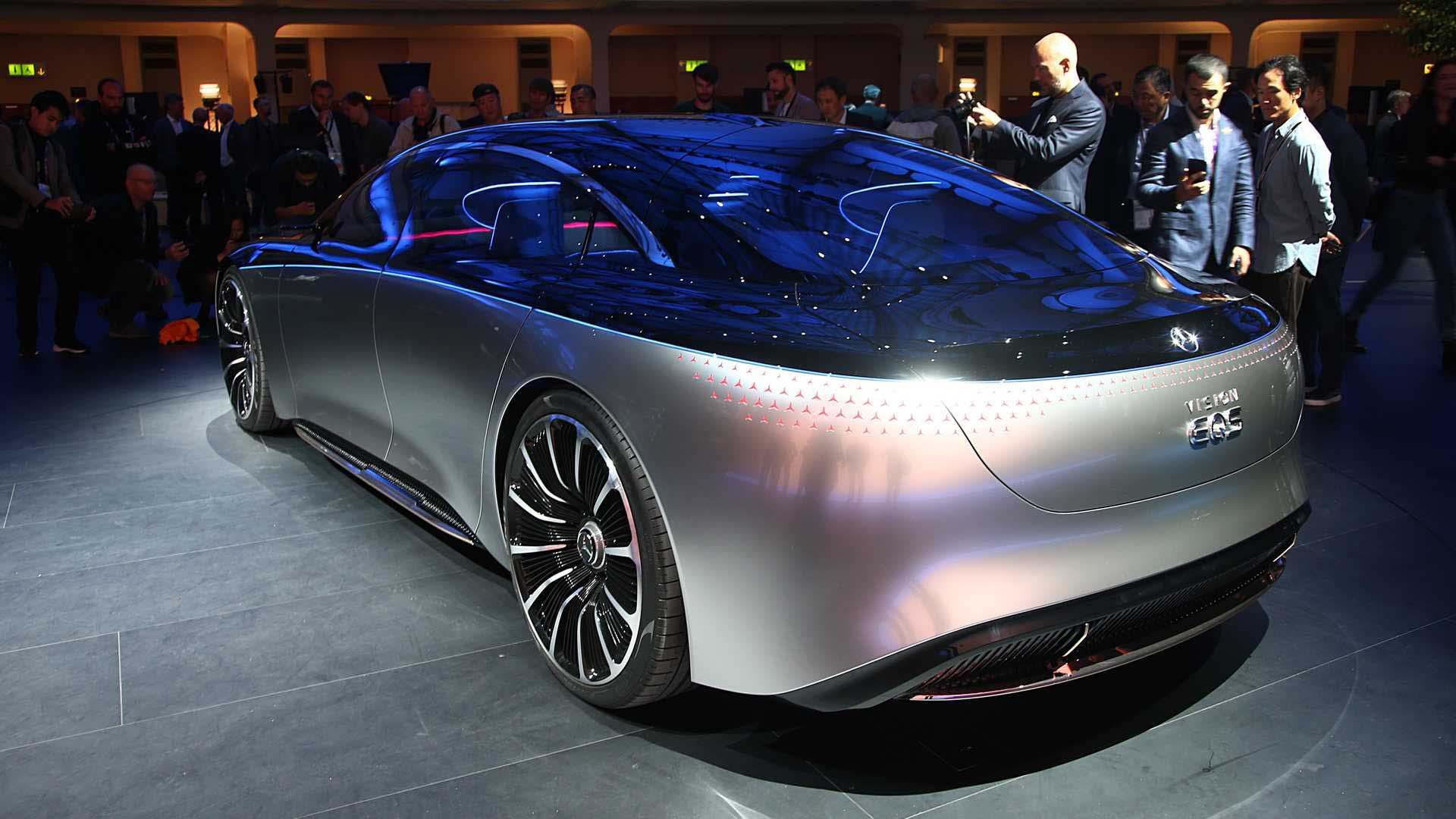 مرسدس بنز ، خودرویی از آینده-مونیخ سرویس