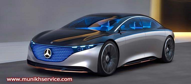 مرسدس بنز ، خودرویی از آینده