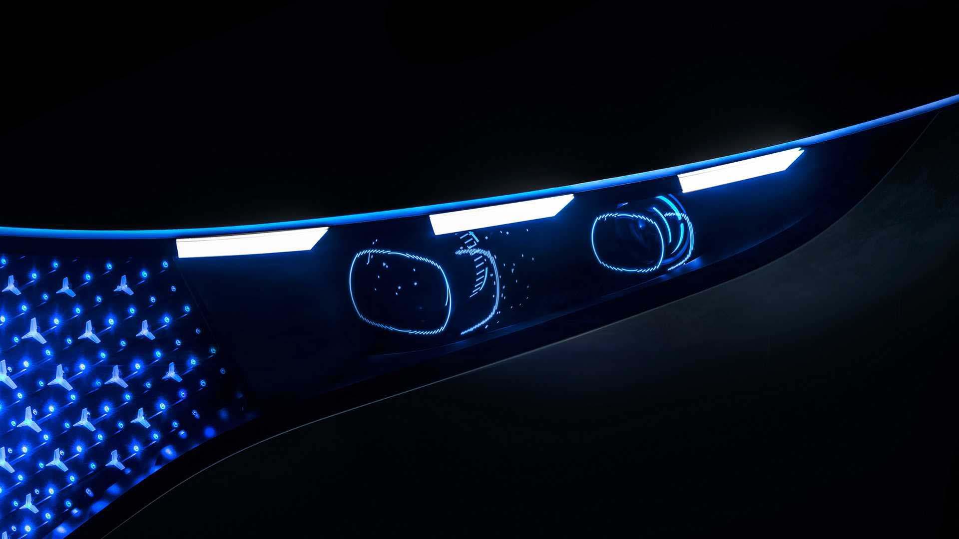 مرسدس بنز -خودرویی از آینده
