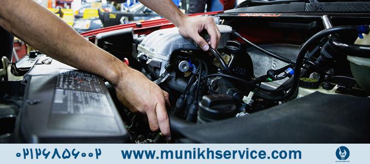 خدمات تعمیر تخصصی بنز و خودروهای خارجی